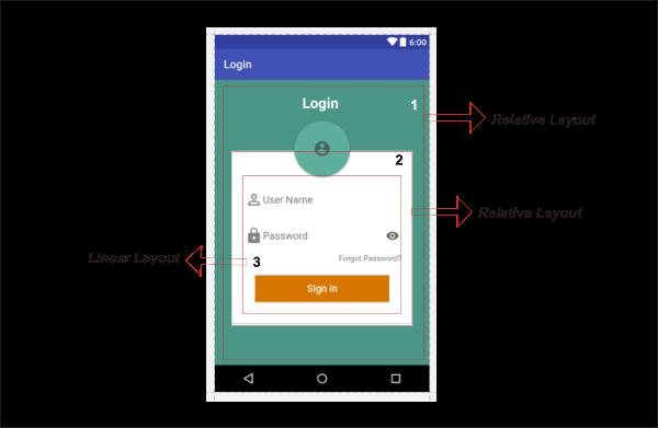 Membuat Login UI Design Menarik Android