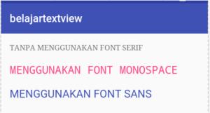 √ Baru ! Cara Menggunakan TextView pada Android dengan Mudah