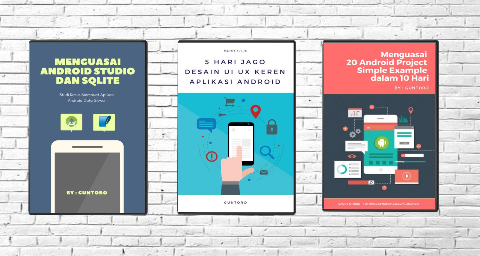 tutorial android studio