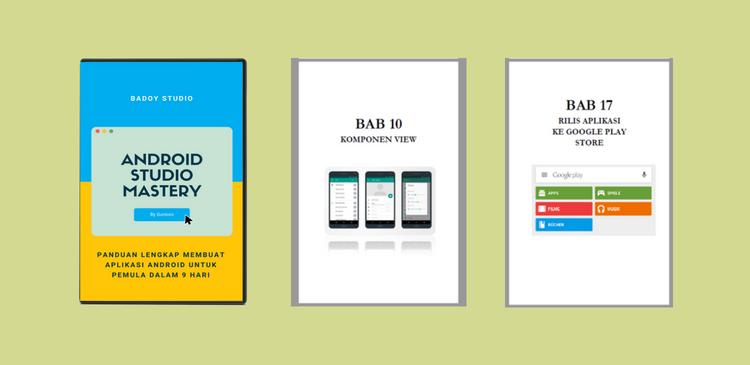 Tutorial Android Studio Terlengkap Dan Terbaru Badoy Studio