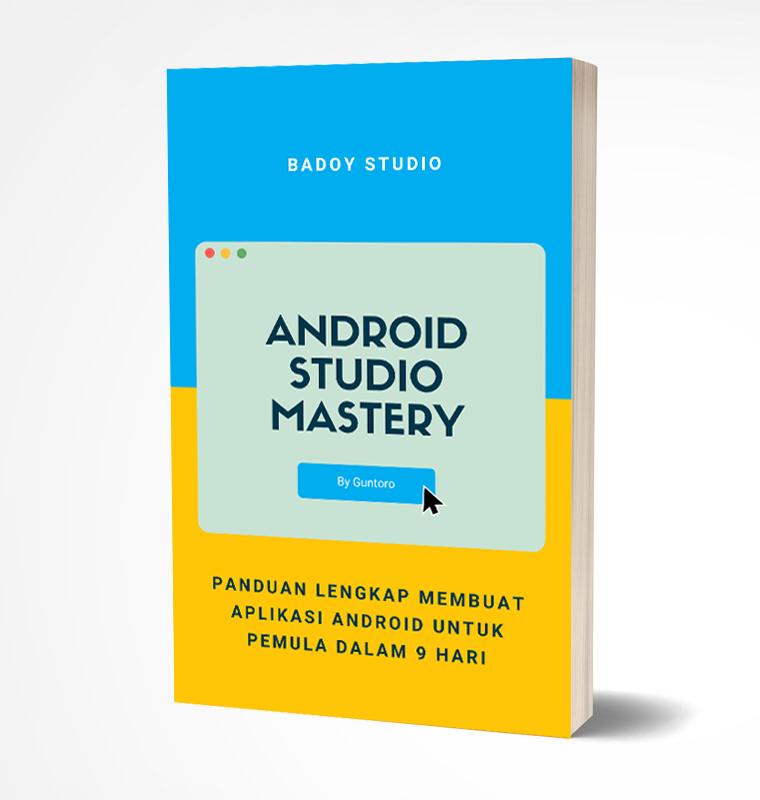buku android studio