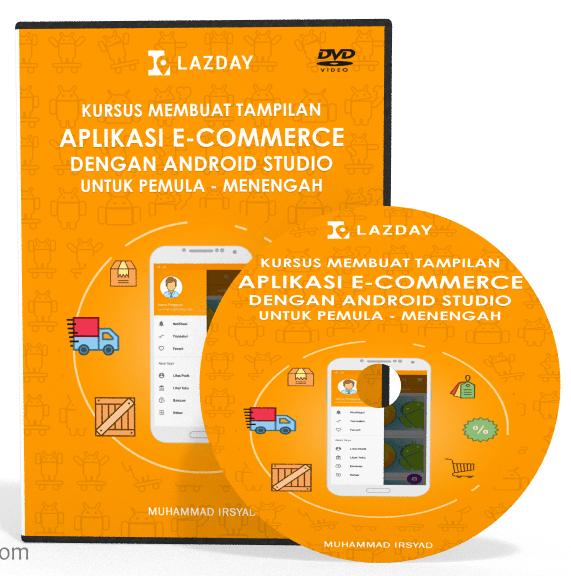 tutorial membuat aplikasi toko online