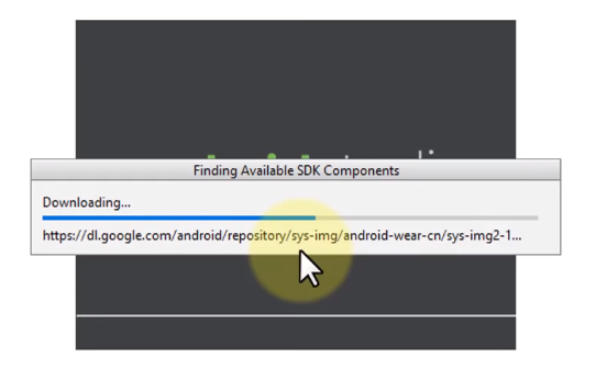 cara install android studio