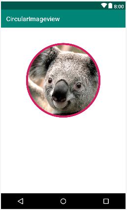 Cara Menggunakan Circular ImageView
